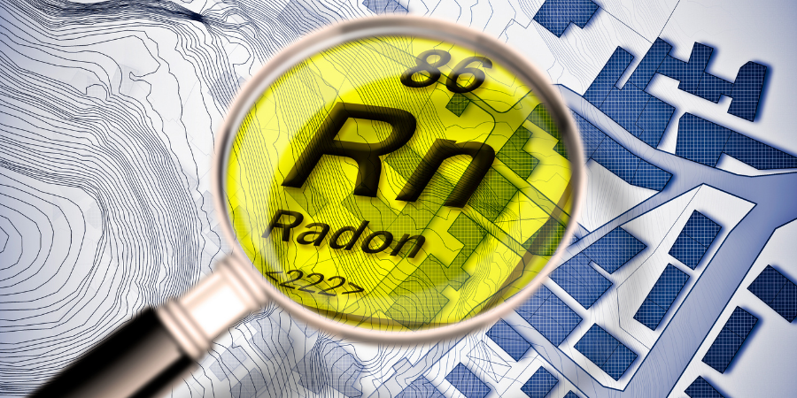 Radon gas – a whole new meaning to 'hot' real estate
